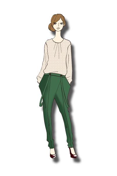 またCGの未経験者がファッション・アパレル企画やデザイナーを目指すための、就職支援スクールとしてもご利用いただいております。